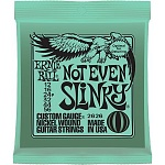 P02626 Not Even Slinky Комплект cтрун для  электрогитары, никель, 12-56, Ernie Ball