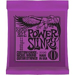 P02220 Power Slinky Комплект струн для электрогитары, никель, 11-48, Ernie Ball