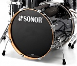17322340 ESF 11 2017 BD WM 11234 Essential Force Бас-барабан 20'' x 17,5'', черный, Sonor